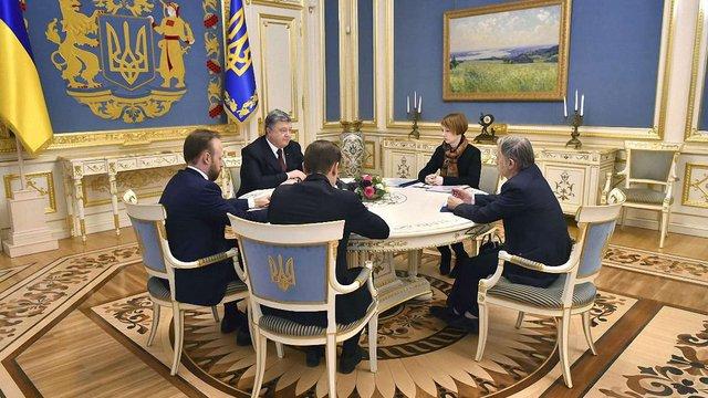 Порошенко доручив МЗС передати позов проти Росії до Міжнародного суду ООН у Гаазі