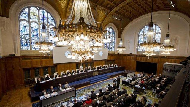 Україна подала до Міжнародного суду ООН у Гаазі позов проти Росії, - МЗС