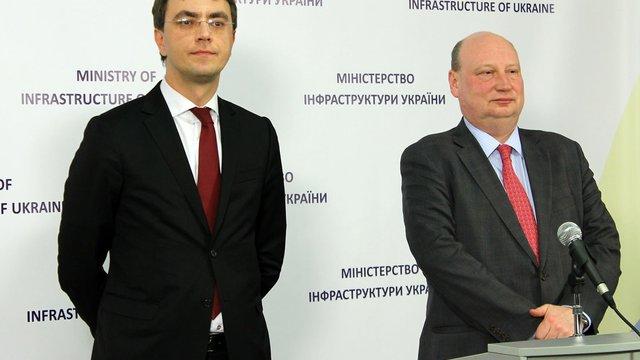Міністр інфраструктури заявив про початок транспортного діалогу з ЄС