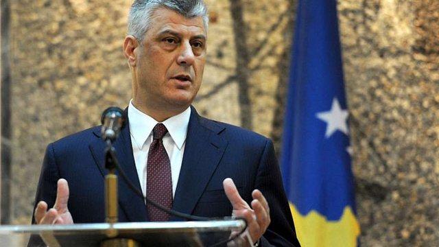 Президент Косово вважає, що Росія допомагає Сербії реалізувати «кримський сценарій» на Балканах