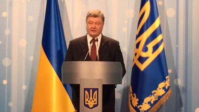 Порошенко ознайомив іноземних послів з пріоритетами української політики у 2017 році