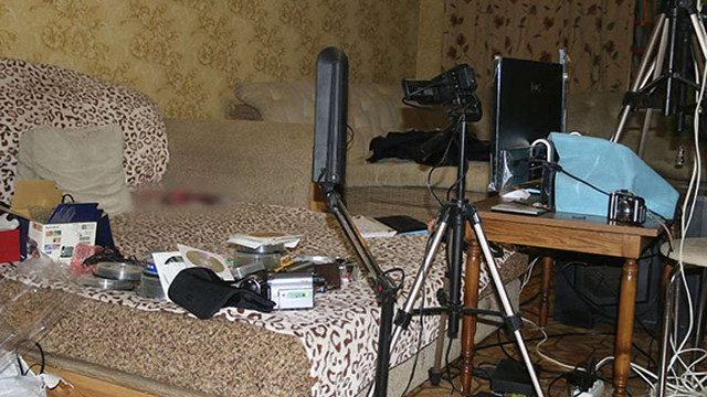 Поліція Донеччини викрила домашню порно-студію, яка працювала більше восьми років