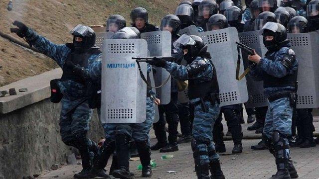 Підозрювані у вбивствах на Майдані «беркутівці» отримали російське громадянство