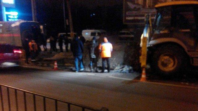 Частина Сихівського й Личаківського районів Львова без тепла через аварію на газопроводі
