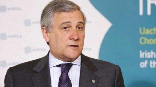 Новим головою Європарламенту обрано італійця Антоніо Таяні