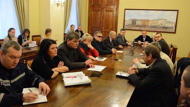 Львівська мерія просить  дозвіл на вивіз сміття на державні полігони