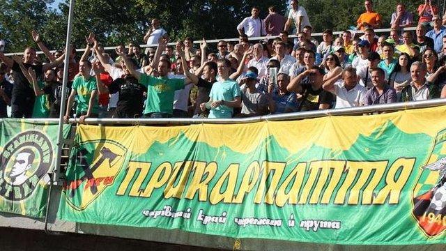 В Івано-Франківську виділили ₴3 млн з місцевого бюджету на футбольну команду