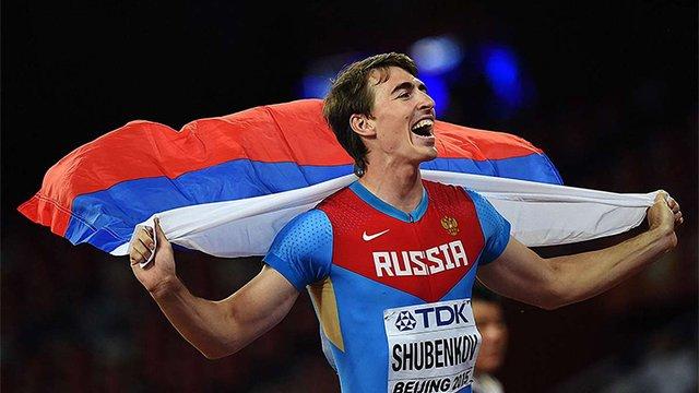 Черговий російський атлет попросився виступати під нейтральним прапором