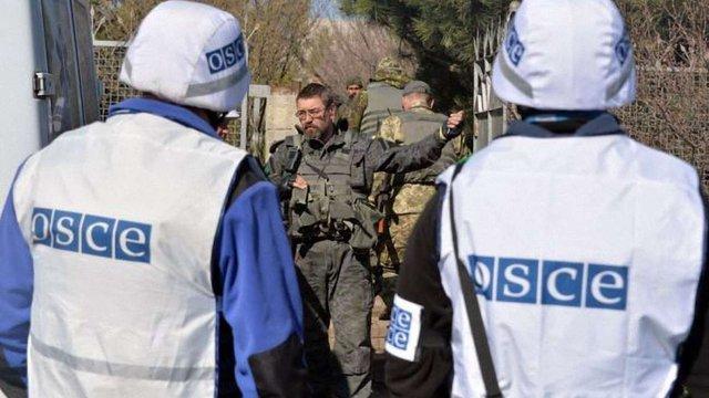 Росія погодилась на озброєння місії ОБСЄ на Донбасі стрілецькою зброєю