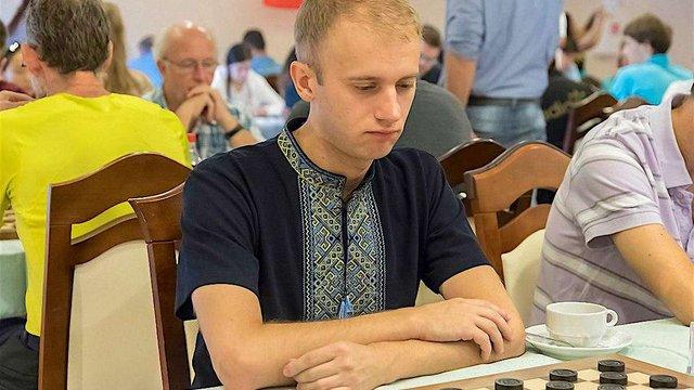 Українського чемпіона світу з шашок дискваліфікували на три роки без очевидних причин