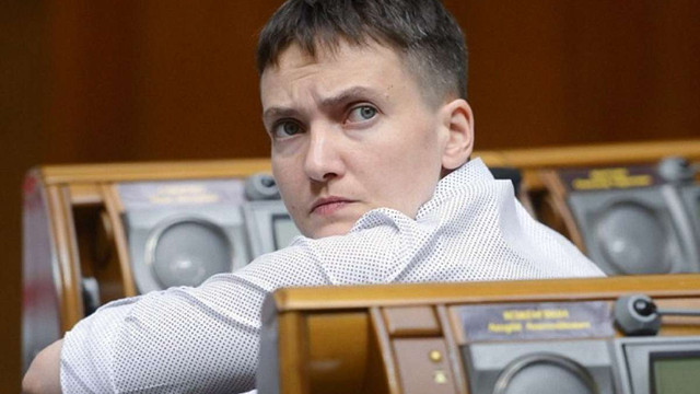 Комітет з нацбезпеки ВРУ просить Генпрокуратуру дати оцінку діям Надії Савченко