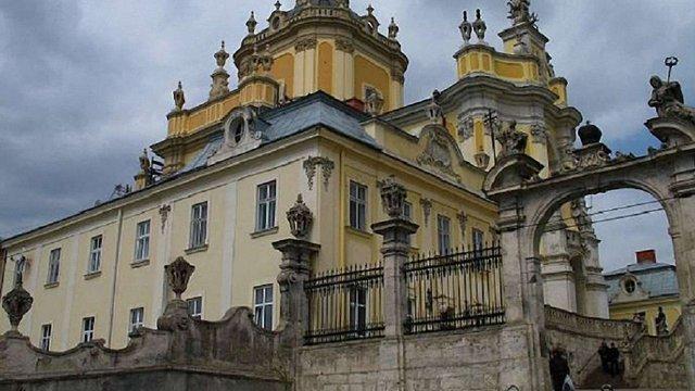 Розклад богослужінь у кафедральних храмах Львова на Водохреща