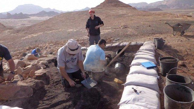 В Ізраїлі знайшли руїни фортеці біблейських часів