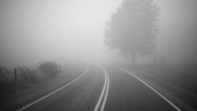 Завтра у Львові туман та ожеледиця на дорогах