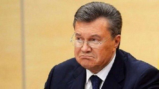 Суд відмовив захисту Януковича в проведенні виїзного судового засідання в Росії