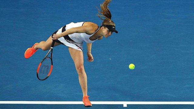 Перша ракетка України програла росіянці і покинула Australian Open