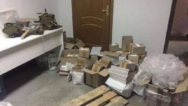 Держприкордонслужба виявила в «Жулянах» комплектуючі до ПТРК і авіаційної техніки