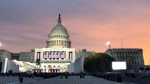 У Вашингтоні почалися заходи до інавгурації Дональда Трампа (пряма трансляція)