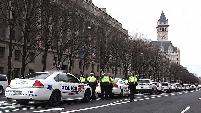 У Вашингтоні під час протесту проти Дональда Трампа арештували російського журналіста