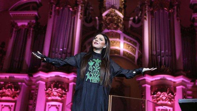 Оксана Муха запрошує поколядувати на свій «Різдвяний Unplugged»