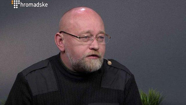 Керівник «Офіцерського корпусу» зізнався, що влаштував зустріч Савченко з ватажками сепаратистів