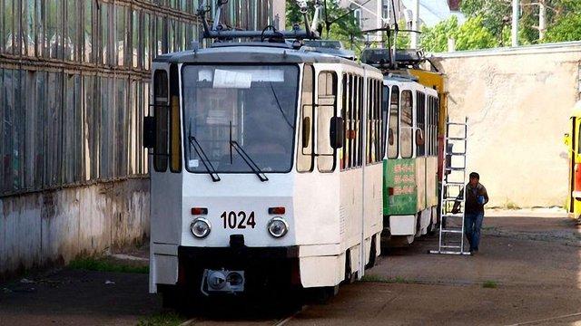 Суд оштрафував водія львівського трамвая, який вчинив ДТП