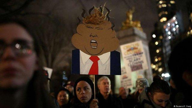 Американські правозахисники запустили кампанію з імпічменту Дональда Трампа