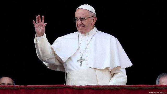 Папа Римський нагадав про небезпеку відродження нацизму у Європі