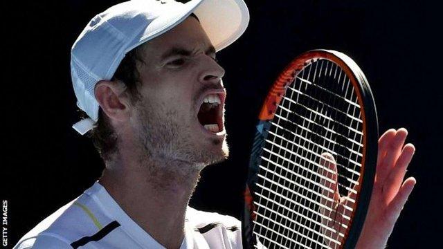 Перша ракетка світу Енді Маррей сенсаційно програв на Australian Open