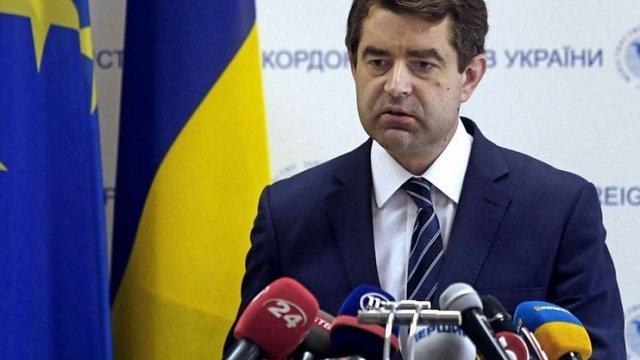 Президент призначив послом України в Чехії Євгена Перебийноса