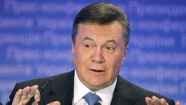 ГПУ викликала Януковича в Київ на допит і вручення підозри