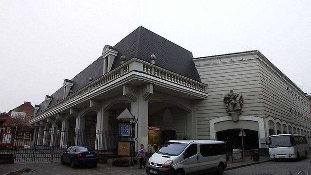 Фонд держмайна хоче відсудити у Львівської облради Палац мистецтв