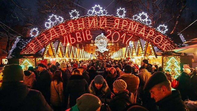 Твоє Різдво у Львові: як зустрічали та проводжали свята на VIII Різдвяному ярмарку