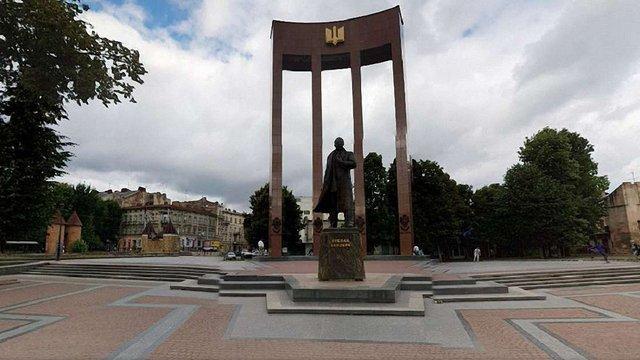 Реконструкцію площі Кропивницького у Львові розпочнуть у лютому