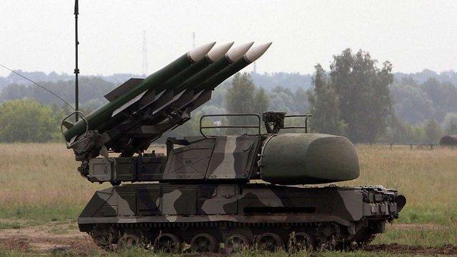 Суд ЄС підтвердив санкції проти російського виробника зенітно-ракетних комплексів «Бук»
