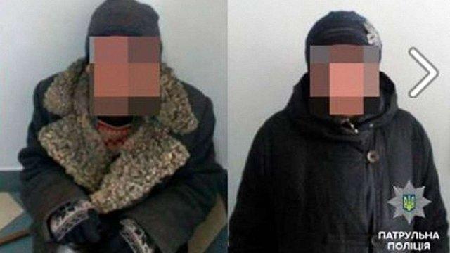 У Львові затримали групу ромів із Закарпаття за квартирну крадіжку
