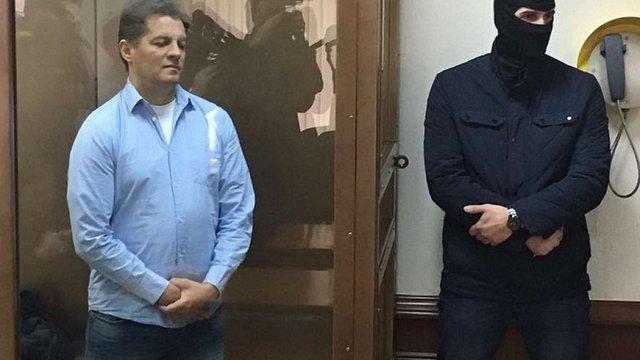 Незаконно затриманому в РФ журналісту Роману Сущенку продовжили арешт на три місяці