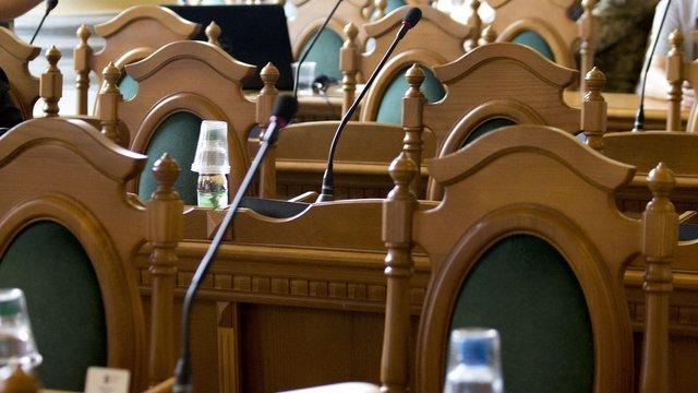 Сесію Львівської міськради скасували через небезпеку для депутатів