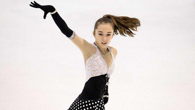 Українська фігуристка виступить з довільною програмою на чемпіонаті Європи