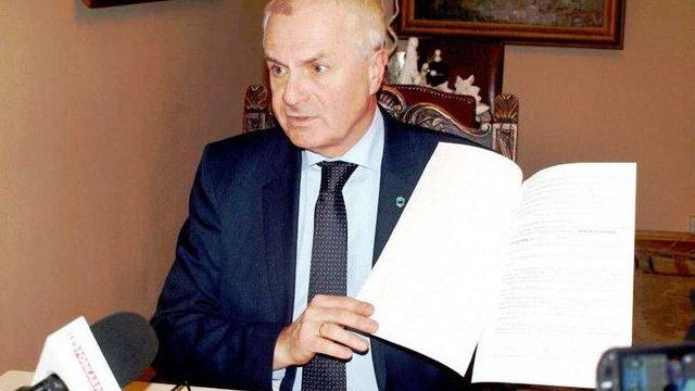 МЗС Польщі вимагає зняти заборону в'їзду до України меру Перемишля