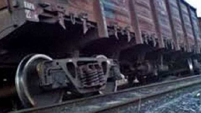 Через сходження з рейок вагонів вантажного поїзда у Черкаській області затримуються 10 поїздів