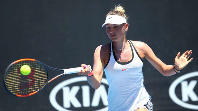14-річна українська тенісистка вийшла у півфінал юніорського Australian Open