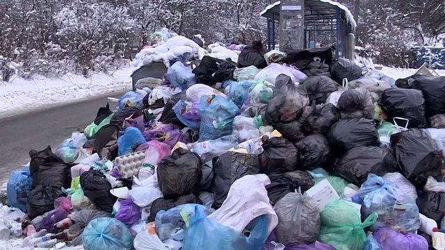 Миколаївський полігон відмовився приймати львівське сміття