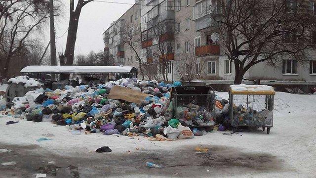 Депутати Бориславської міськради погодились прийняти львівське сміття