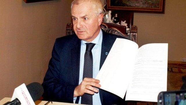 СБУ передала справу заборони в'їзду мера Перемишля до України у відомство МЗС
