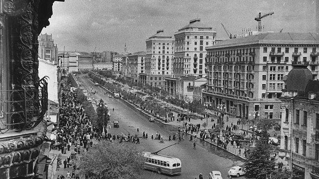 Розсекречений документ ЦРУ вказує, що у 50-х роках 80% киян спілкувалися українською