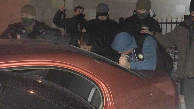 У Києві затримали на хабарі у $22 тис. суддю Солом'янського суду