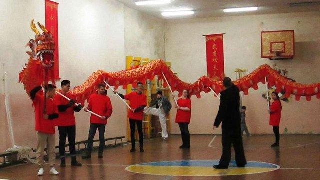 У Львові три дні зустрічатимуть китайський Новий рік