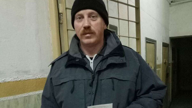 Грузинського добровольця АТО Гію Церцвадзе випустили з СІЗО
