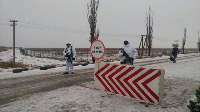 Бойовики «ДНР» завернули 25 вантажівок із гуманітарною допомогою ООН